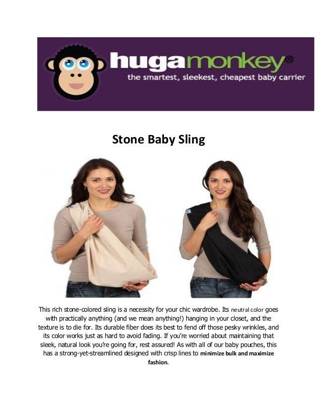 Huga Monkey Baby Pet Slings In Utah