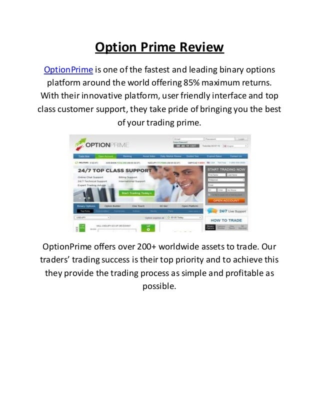 Top option trading companies