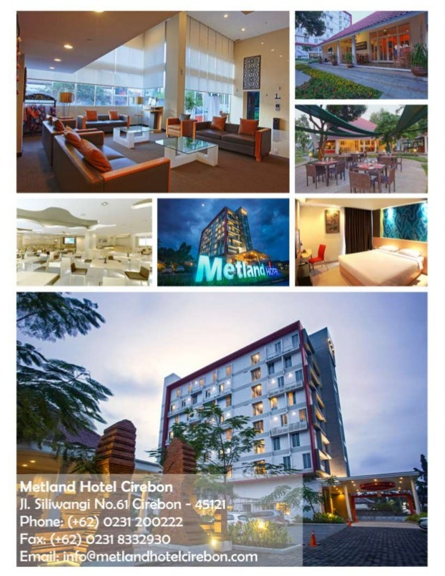 Metland Hotel Cirebon is situated conveniently only few minutes from the Cirebon Rail Station and to the colonial style do...