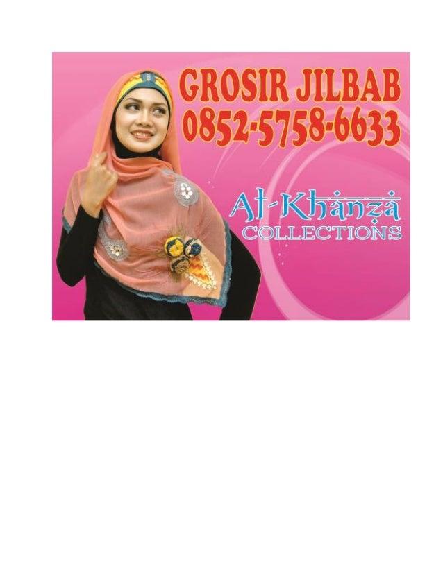 0852-5758-6633(AS), Jilbab Zoya, Jual Baju, Jual Baju Gamis