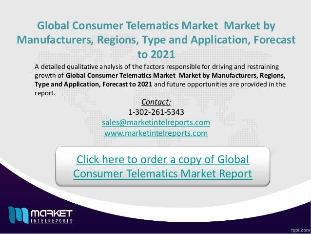 telematics market This statistic represents the projected size of the global vehicle telematics market between 2014 and 2022 in 2022, the global vehicle telematics market is expected to be sized at around 103.
