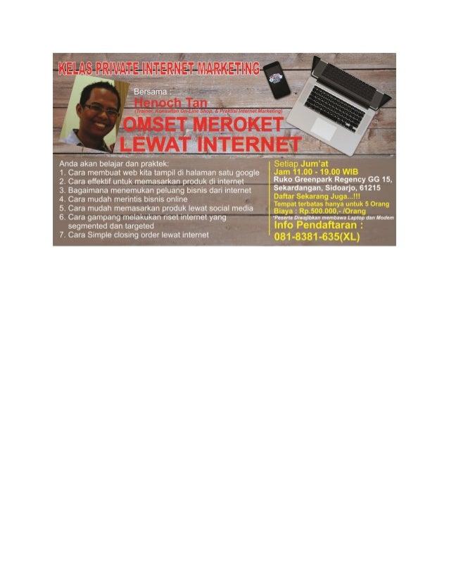 081-8381-635(XL), Belajar Bisnis Online Jogja, Belajar ...