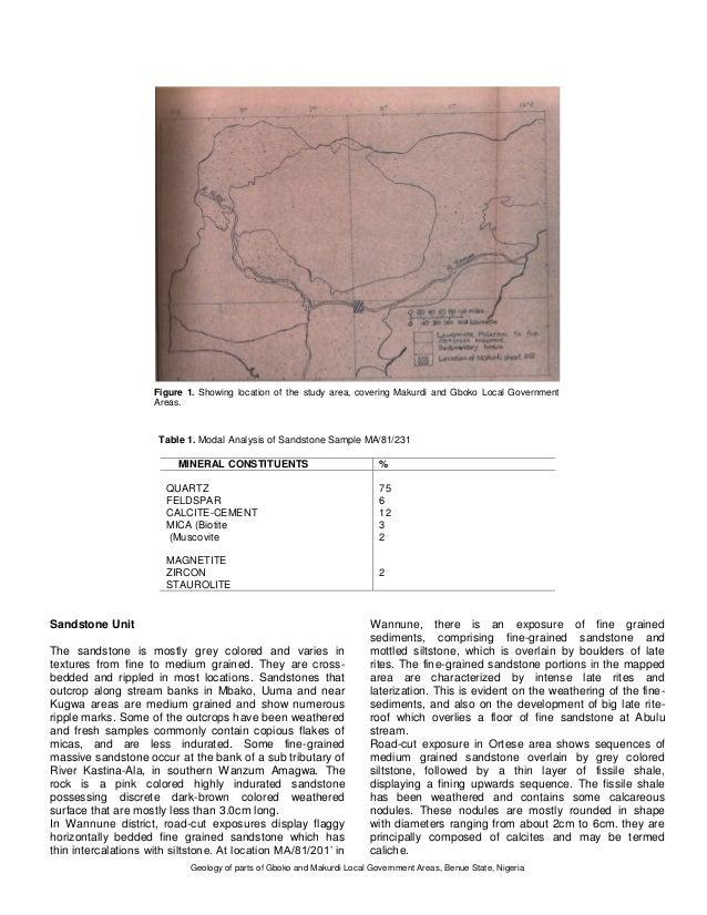 Geology of nigeria pdf file