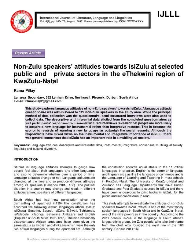 Zulu culture beliefs and values