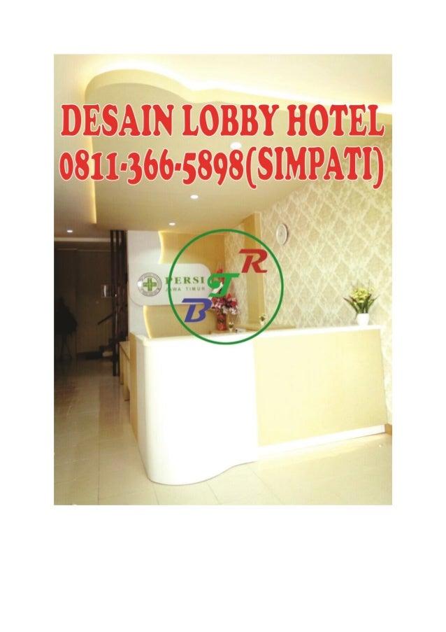 0811 366 5898 SIMPATI Desain Ruang Tamu Elegant  Pasuruan