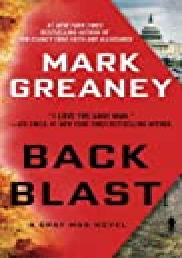 Download Back Blast Gray Man 5 By Mark Greaney