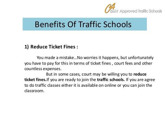 CA DMV approved traffic schools list