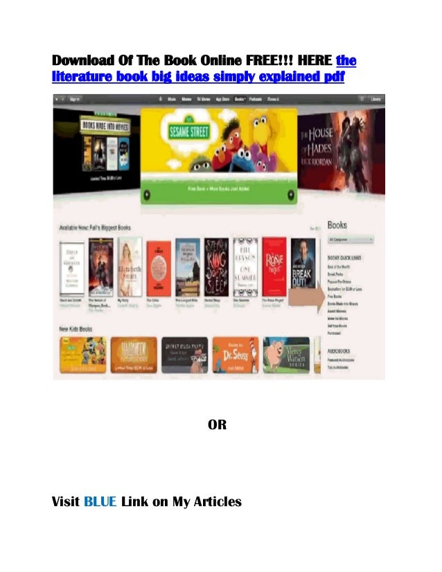 free online fiction books pdf