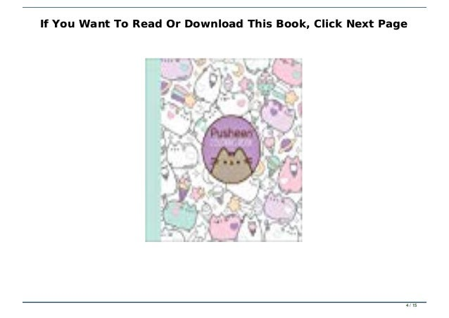 - PDF] D.O.W.N.L.O.A.D Pusheen Coloring Book Full-Acces