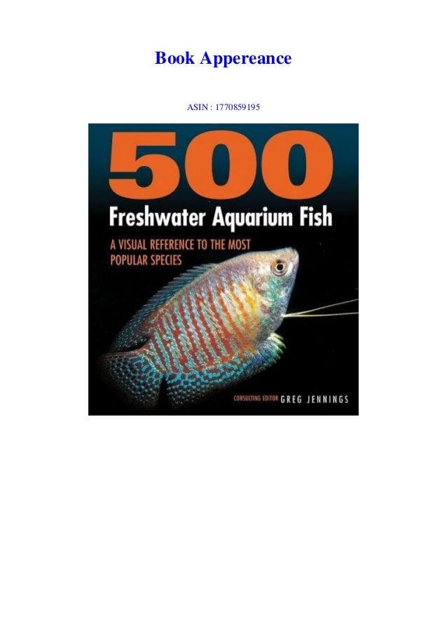 Fish pdf free download