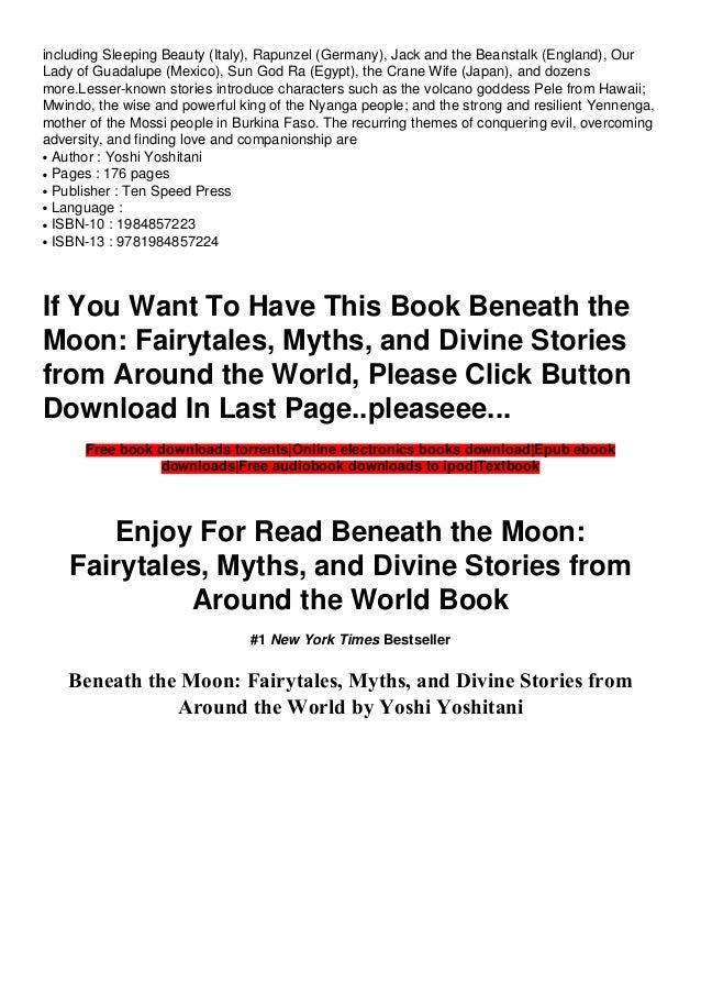 Beneath The Thirteen Moons PDF Free Download