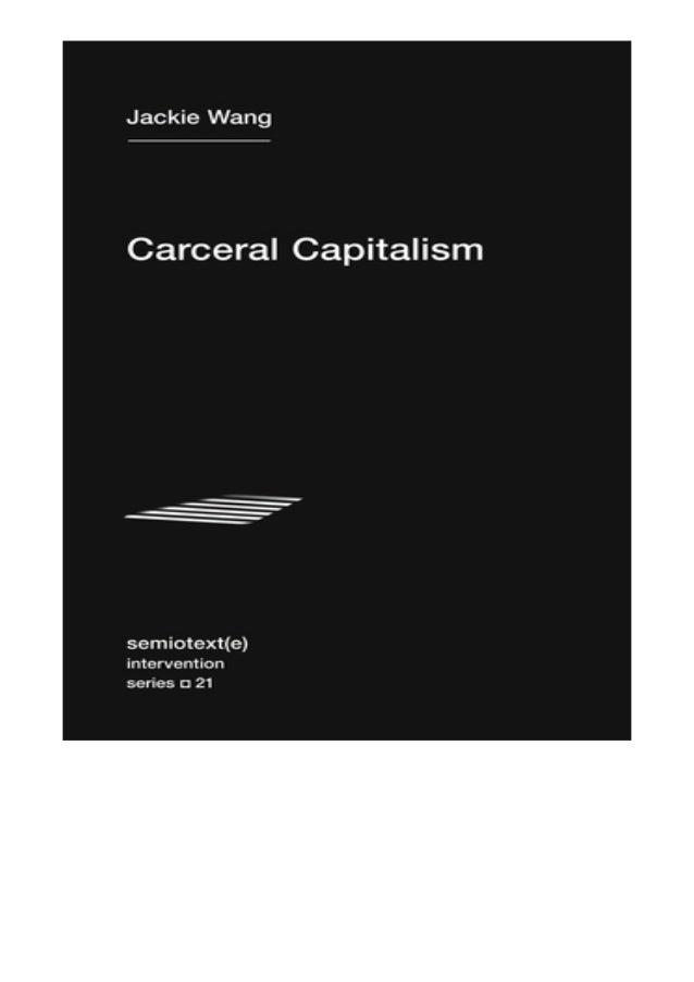 Pdf Download Carceral Capitalism Free Ebook