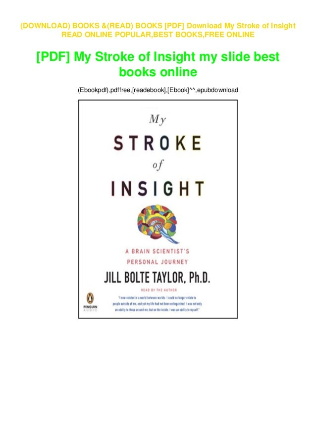 Insight pdf free download. software