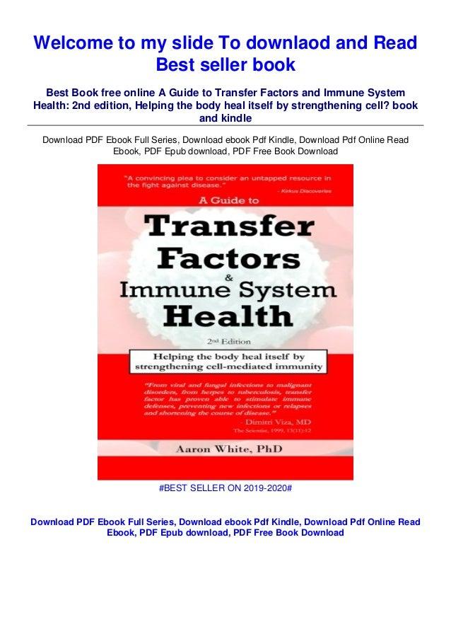 On Immunity PDF Free Download