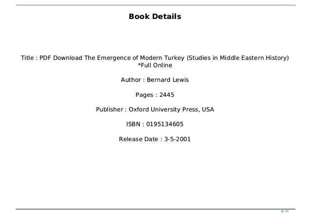 Islam and the west by bernard lewis pdf