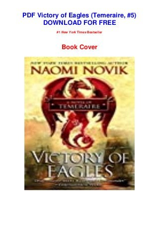 Download Victory Of Eagles Temeraire 5 By Naomi Novik