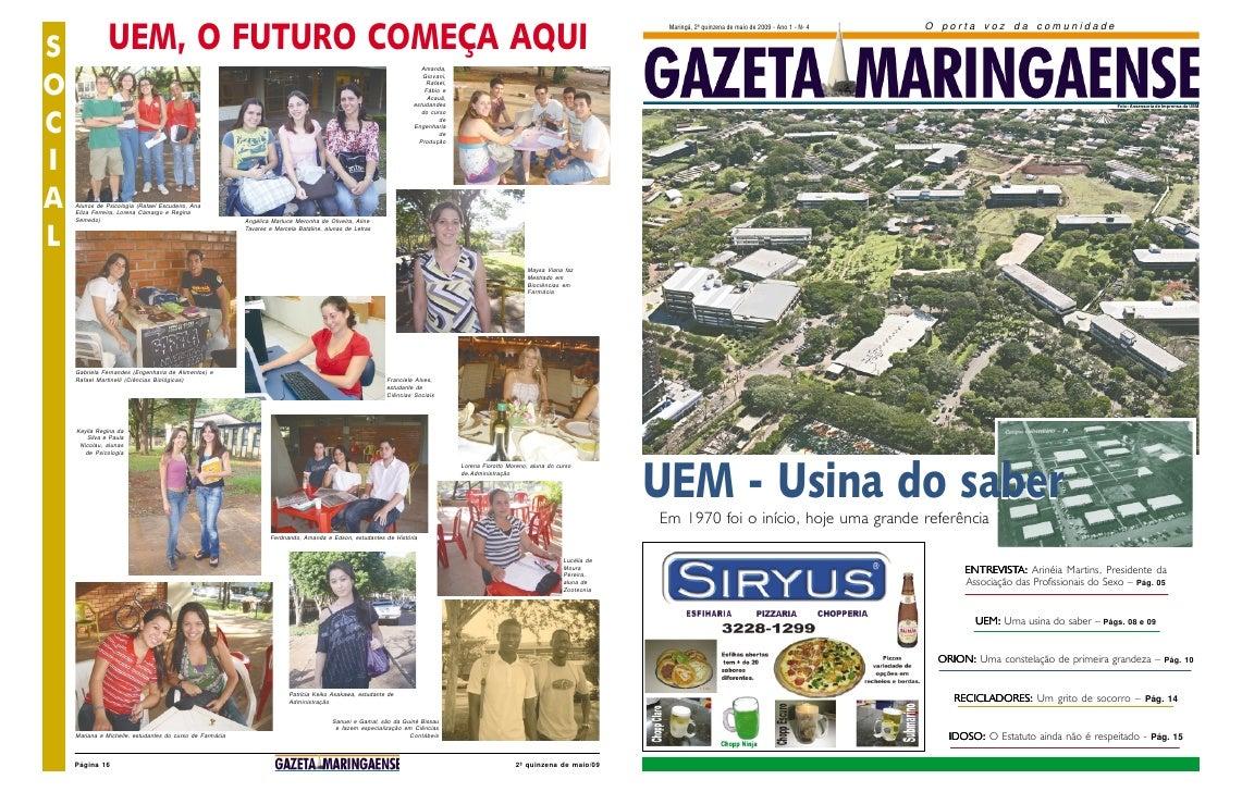 UEM, O FUTURO COMEÇA AQUI                                                                                                 ...