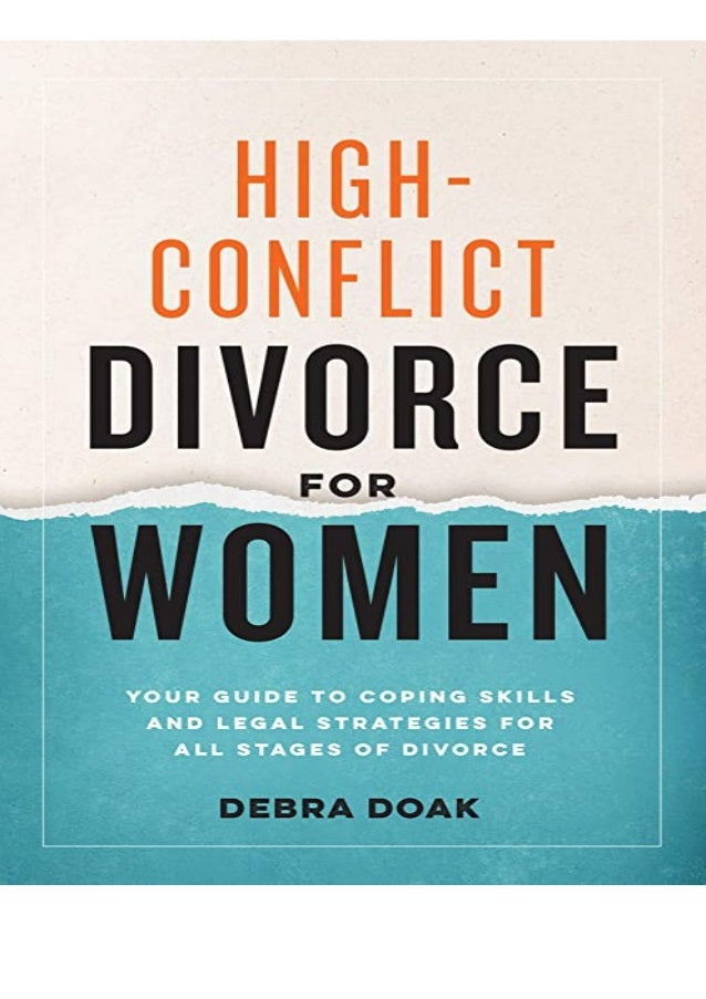 High conflict pdf free download
