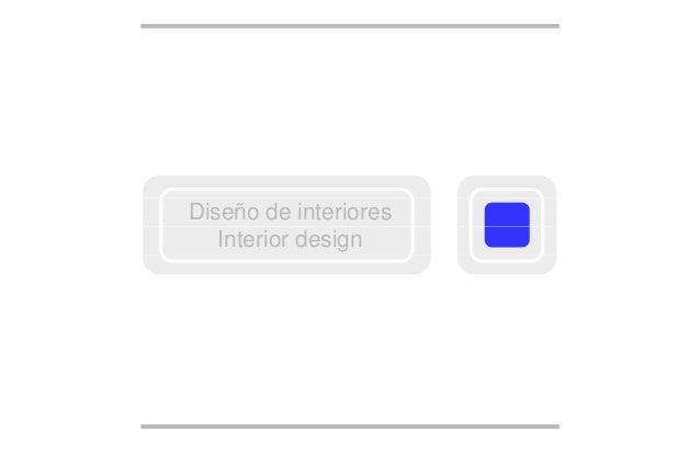 Diseño de interioresInterior design