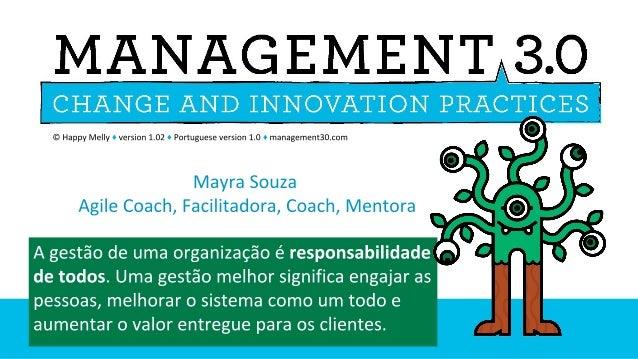 Management 3 0 Engajamento Motivação E Propósito