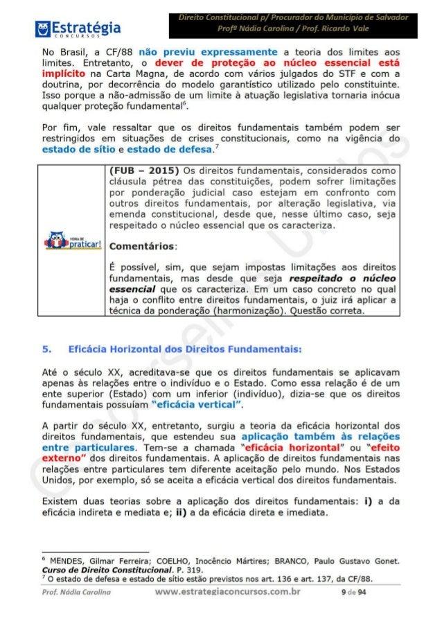 Livro Direito Constitucional Marcelo Novelino PDF
