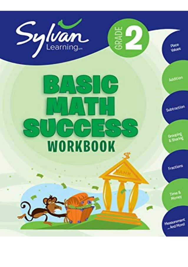if you want to download or read 2nd Grade Basic Math Success Workbook: Activities, Exercises, and Tips to Help Catch Up, K...
