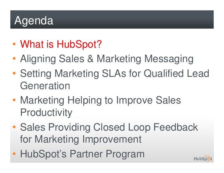 Sales Marketing Alignment Slide 3