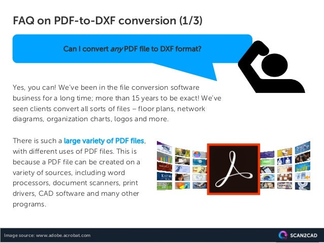 Ultimate Guide: PDF to DXF Conversion