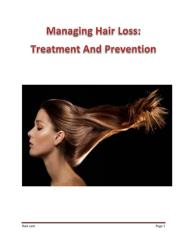 Hair care Page 1
