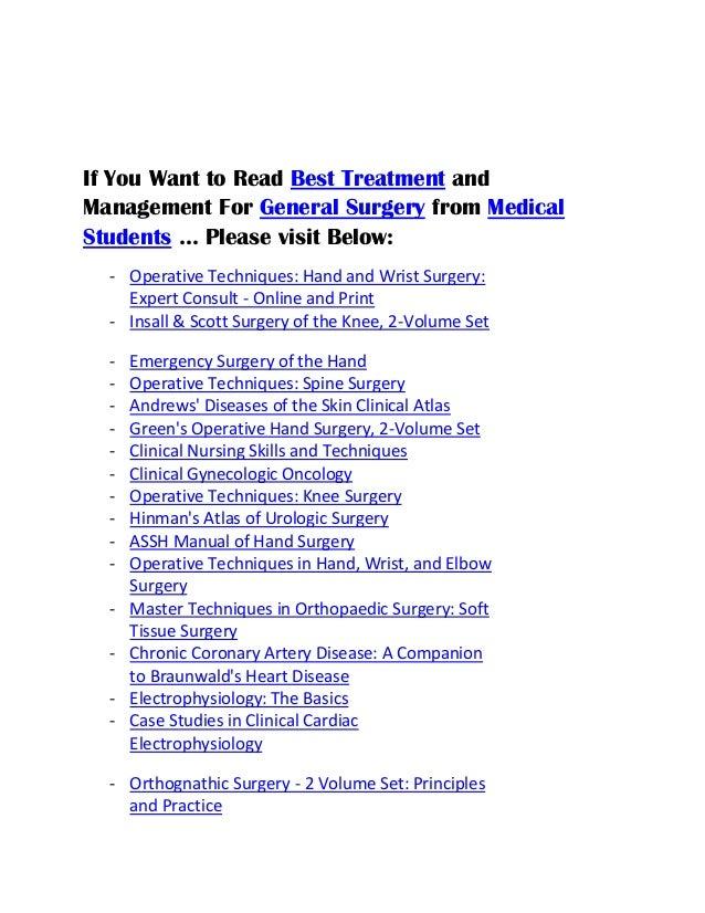 Best surgery books for mbbs pdf med surg book understanding pathophysiology 10 fandeluxe Images