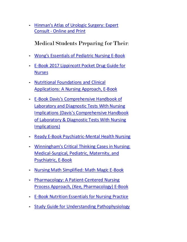 Best surgery books for mbbs pdf med surg book 11 fandeluxe Gallery