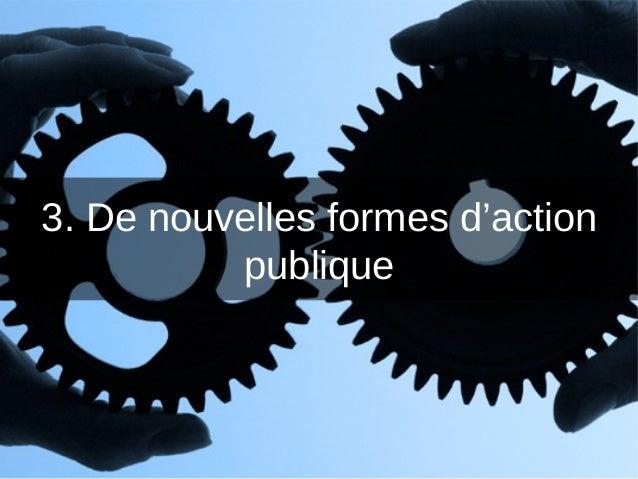 3. De nouvelles formes d'actionpublique