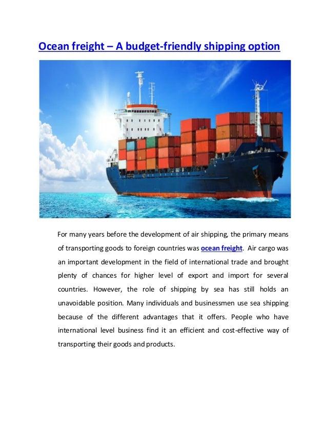 break bulk cargo pdf