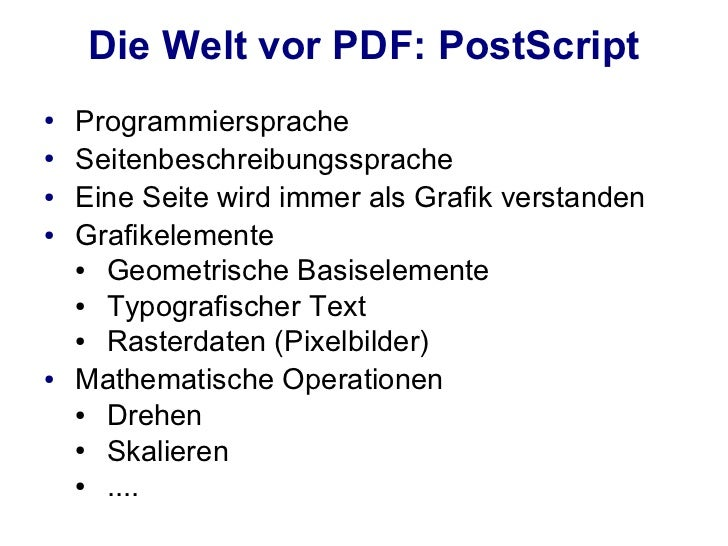 Pdfa bis-pdfx Slide 3