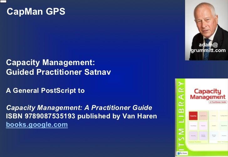 CapMan GPSCapMan GPS                                  CMG Brazil 2011                                               # 1 of...