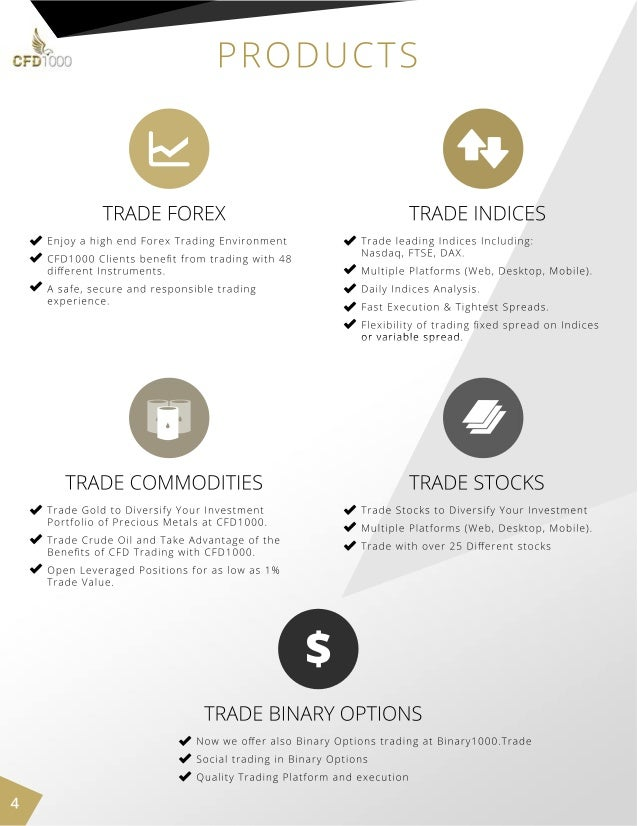 Forex company profile pdf