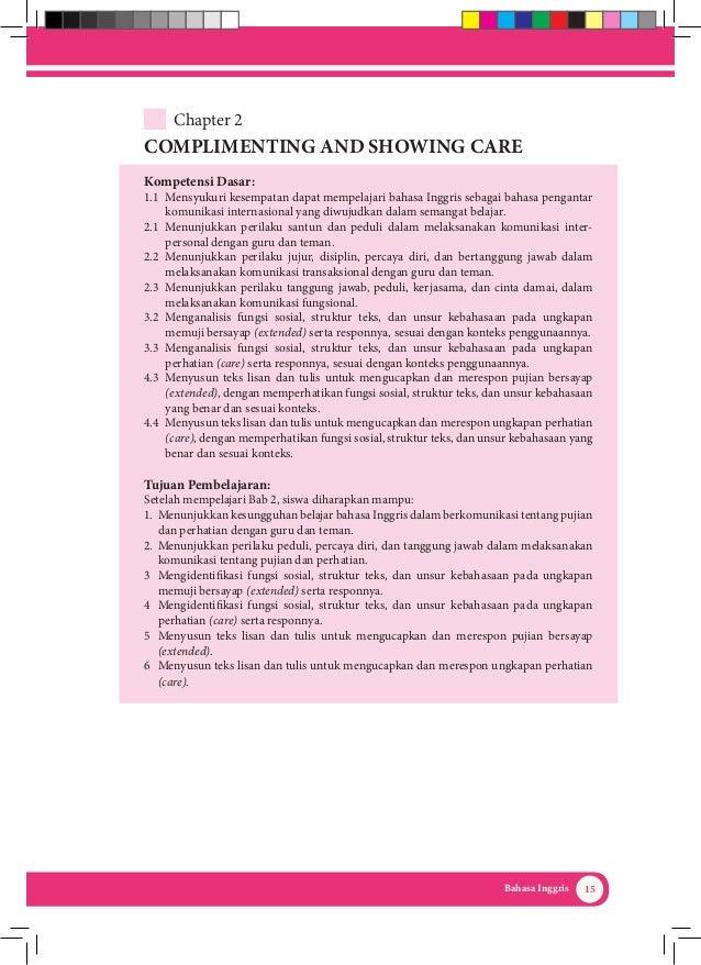 Buku Bahasa Inggris Kelas X Kurikulum 2013 Kemendikbud