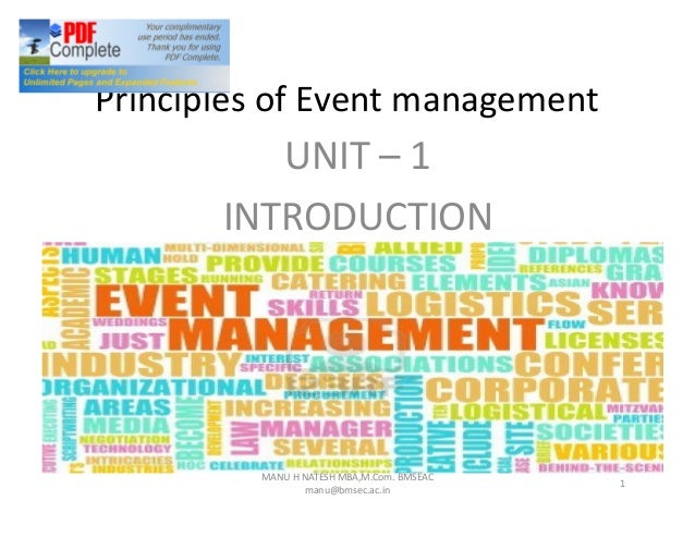 introduction to management Introduction to management lecture 3: introduction to management mgt 101 introduction to management in lecture 2 we discussed topics from chapter 1: skills manager require what is an organization why study management topics from chapter 2 historical background slideshow.