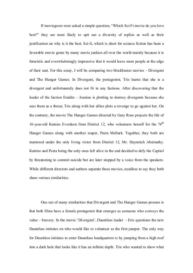 Pdf compare and contrast essay english assignment