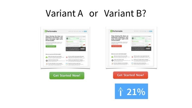 An Introduction to Conversion Rate Optimization, Landing Pages & A/B Testing