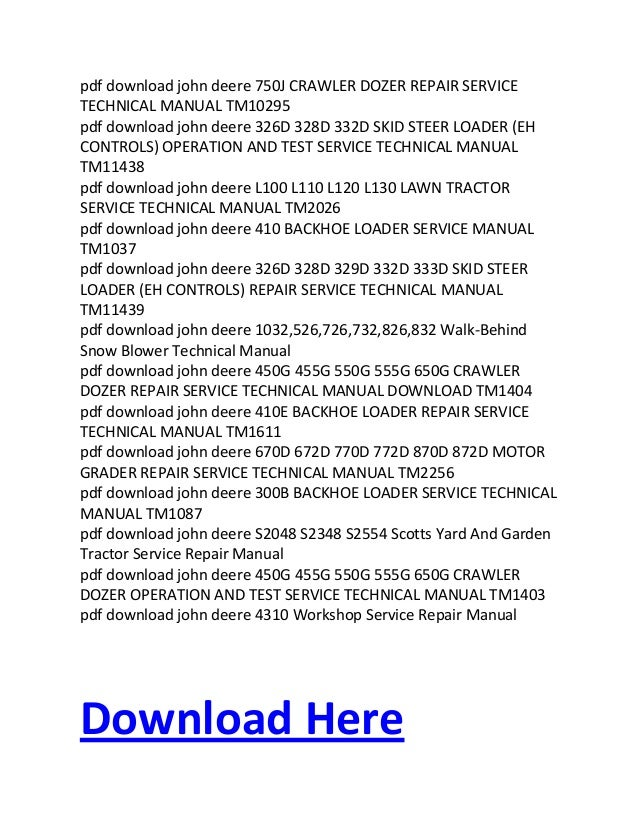 Service manual for deere l110 ebook array john deere l110 repair manual pdf ordek greenfixenergy co rh ordek greenfixenergy co fandeluxe Images