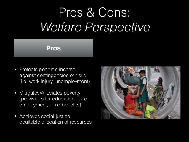 Social Protection Pros And Cons