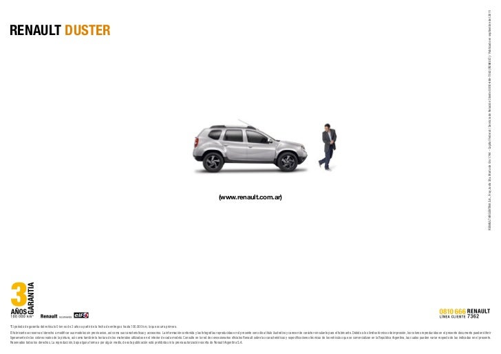 Renault Duster 4x4 FOR ALL