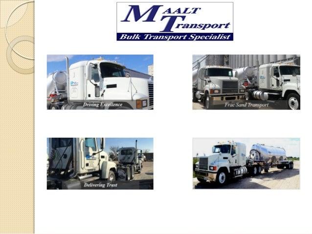 Get the service of frac sand hauling ohio