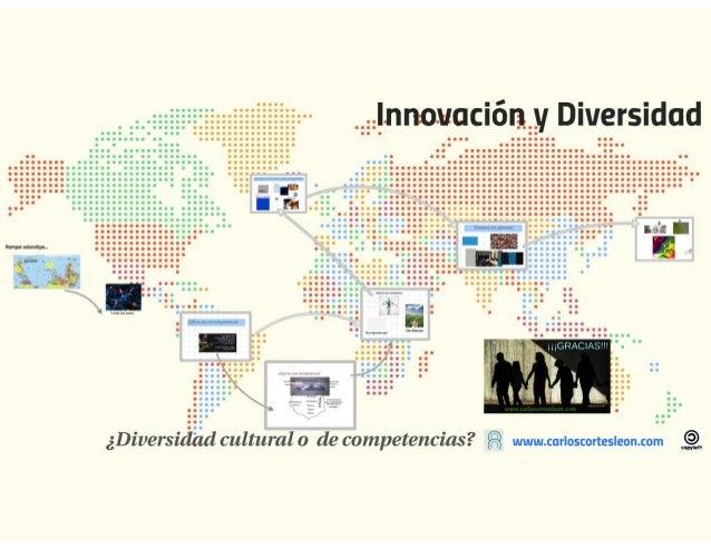 Innovación y diversidad cultural