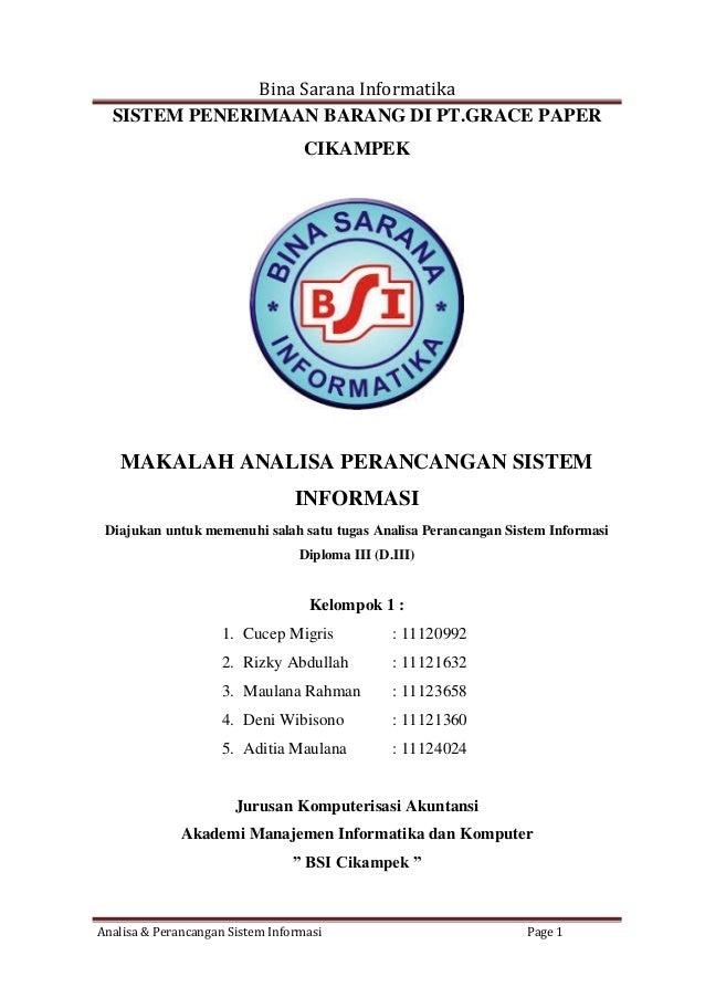 Panduan Laporan Kkp Semester Ganjil 2017 2018 Bsi 18sept17