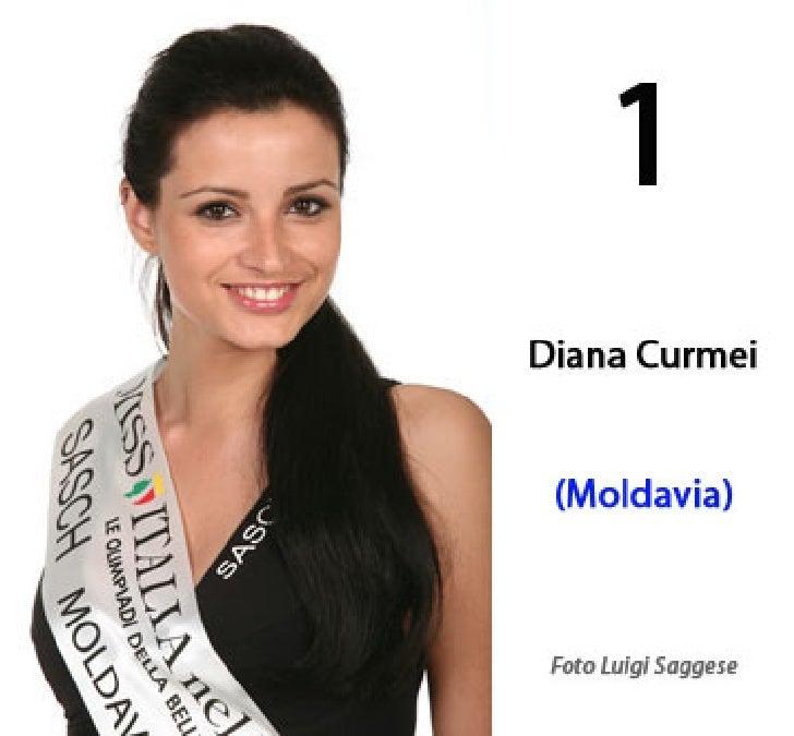 Candidatas Miss Italia Nel Mondo 2009