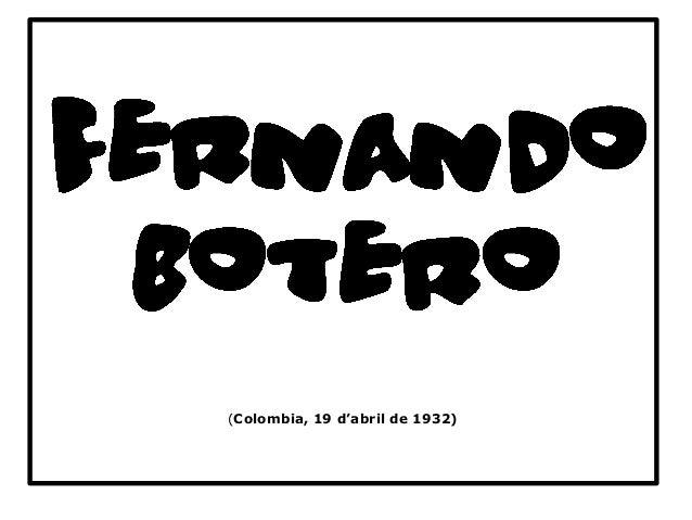 (Colombia, 19 d'abril de 1932)