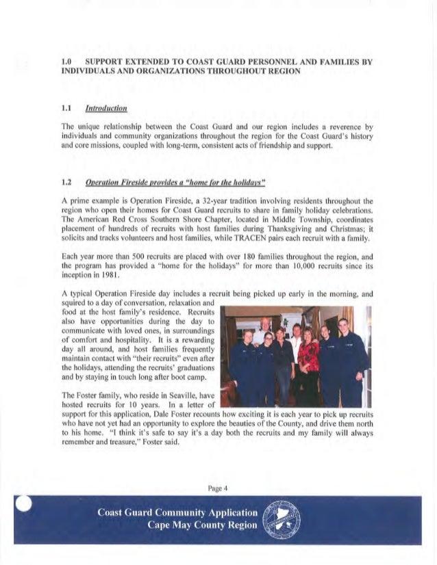 Final coast guard community application 11 spiritdancerdesigns Images