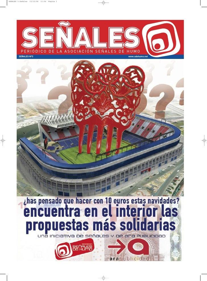 SEÑALES Nº3   www.sdehumo.net
